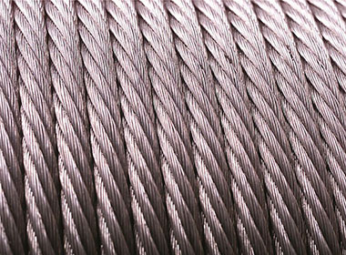 Fishing rope wire (trawling and purse seining)