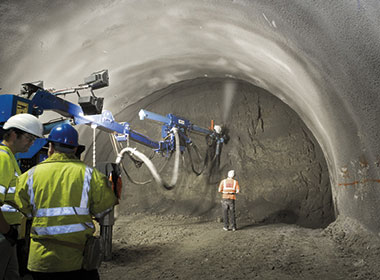 High performance portfolio for the underground mining market
