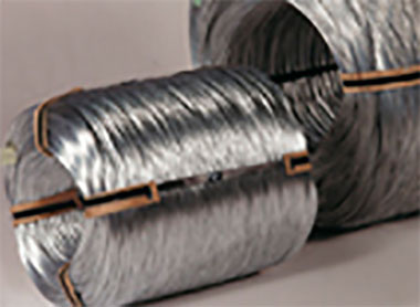 Galvanized wire - hot dipped