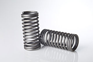 Bezinal® XP coated wire for reliable, highly corrosion resistant springs