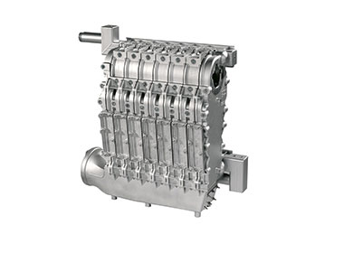 WTB series commercial condensing heat exchanger