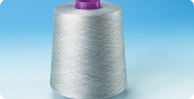 Stainless steel yarn for ant-static textiles - Bekinox